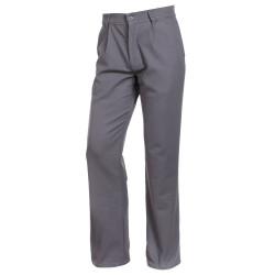 ACTION WORK pantalon de travail homme coton/polyester charbon