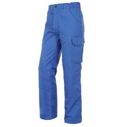 ACTION WORK PREMIUM Pantalon de travail poches genoux bleu bugatti