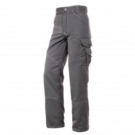 BLACKBUILDER Pantalon de travail polycoton résistant et souple couleurs