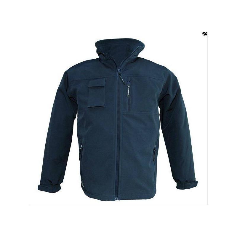 YANG XTRA veste de travail chaude softshell imperméable