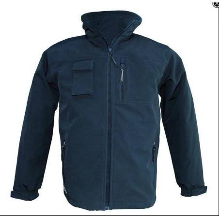 YANG XTRA veste de travail softshell imperméable