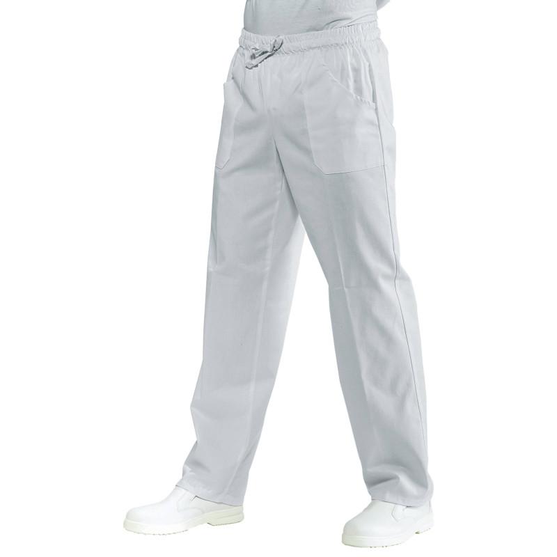 Pantalon médical mixte à taille élastique DOC
