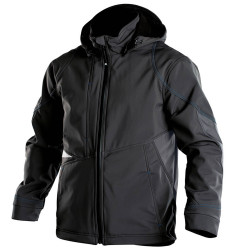 GRAVITY Veste de travail bicolore softshell