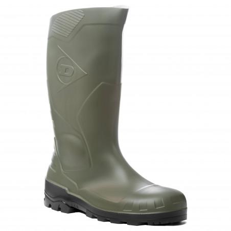 DEVON SAFETY bottes de sécurité S5 PVC vert