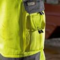GLASGOW pantalon de travail haute visibilité poches genoux