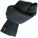 AURA Echarpe tricotée 100% coton