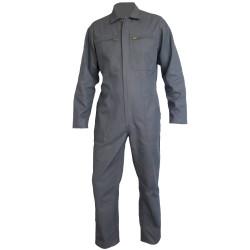 DANIS Combinaison coton zip sous patte