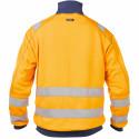 DENVER Sweat shirt de travail haute visibilité polycoton