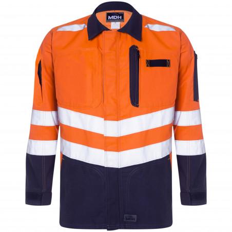 ROADY veste de travail haute visibilité polycoton