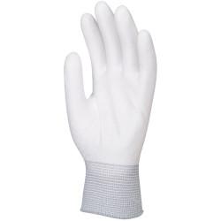 Gants polyester enduits polyuréthane
