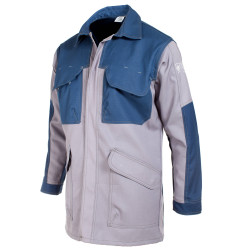 TECHLINE Veste de travail bicolore multirisques