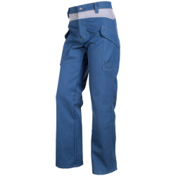 TECHLINE Pantalon de travail bicolore multirisques