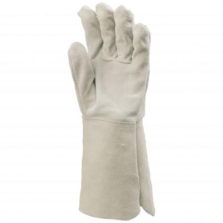 EZO gants de protection soudeur avec manchette (lot de 12 paires)