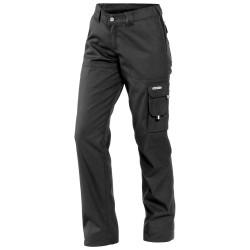 LIVERPOOL Pantalon de travail femme noir