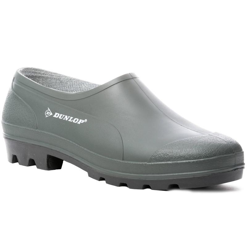 SYLVITE Chaussures de travail basse en PVC
