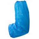 ODA Manchettes de protection en polyethylène (20 sachets de 100) bleu