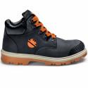 DINT HIGH Chaussures de sécurité S3 HRO SRC noir