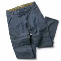 PASS Pantalon de travail poches genoux marine