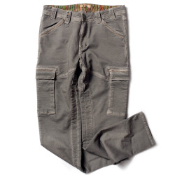 PIPER Pantalon de travail stretch gris