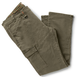 PARTNER Pantalon de travail coton marron