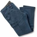 PARTNER Pantalon de travail coton bleu