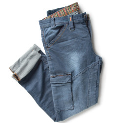 PARTNER DENIM Jean de travail dike stretch