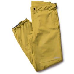INCH Pantalon de travail étanche 100% polyester jaune