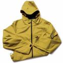 ICY Veste de travail extérieur imperméable 100% polyester jaune