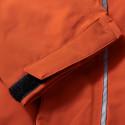 ICY Veste de travail extérieur imperméable 100% polyester orange