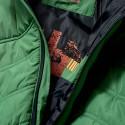 GAUDY Veste de travail pour homme polyester vert