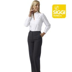 PAOLA Pantalon de service femme polyester