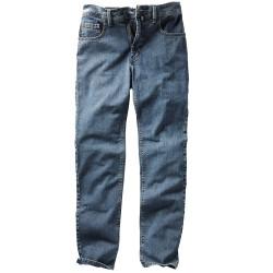 PETER Jeans de travail grande taille PIONIER bleu