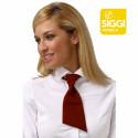 GINNY Cravate de service mixte polyester