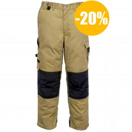 CLASS Pantalon de travail homme polycoton DESTOCKE