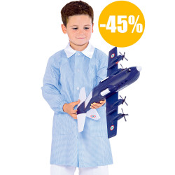 Blouses enfant colorees destockees pastille
