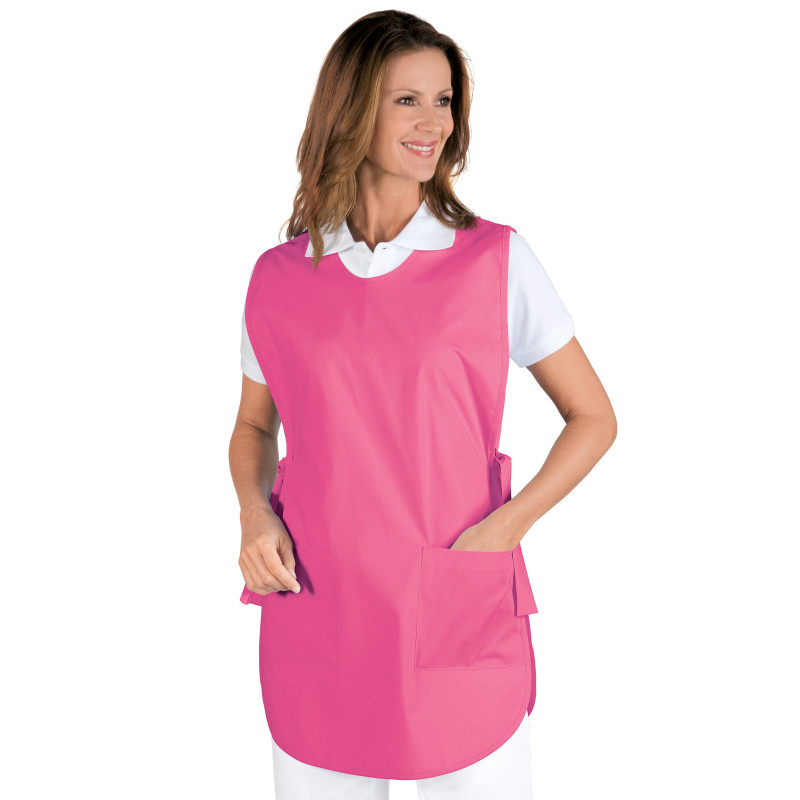 PONCHO Chasuble couleurs rose