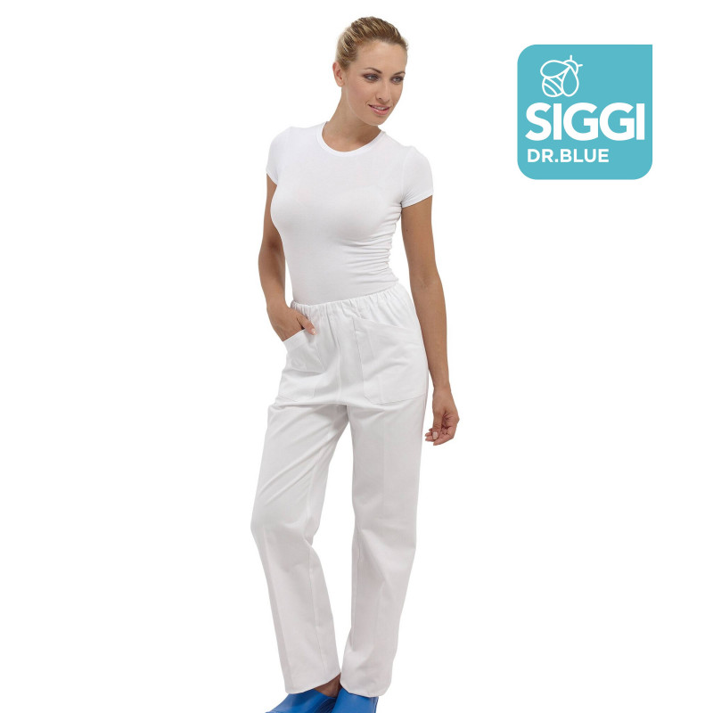 STAR Pantalon médical mixte coton