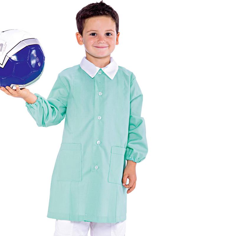 POLLICINO Blouse verte enfant mixte 3-6 ans vert