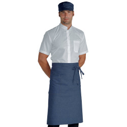 DAKART Tablier de serveur en polyester résistant jeans