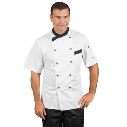 CUOCO GIZA Veste de cuisine homme antitache