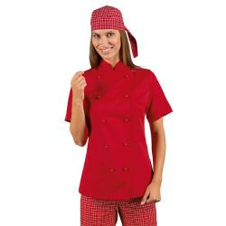 LADY Veste de cuisine femme en polycoton