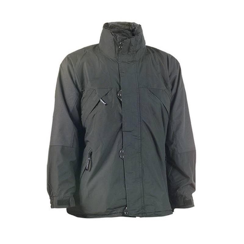 AMERICA parka de travail chaude polyamide 3 en 1 avec veste polaire amovible