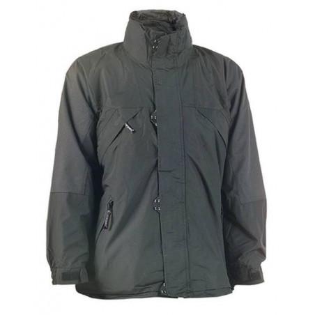 AMERICA 3 en 1 parka de travail chaude polyamide avec veste polaire amovible