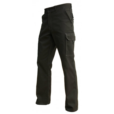 TYPHON Pantalon de travail homme multipoches