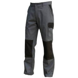 Pantalon TYPHON bicolore sans métal