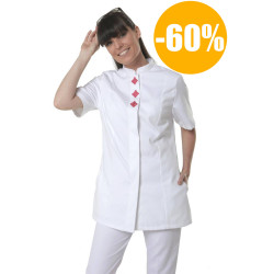 INDIE Tunique médicale femme DESTOCKEE