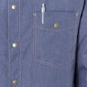 NEW YORK Chemise de cuisine en jeans