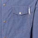 CALIFORNIA Chemise de cuisine homme en jeans