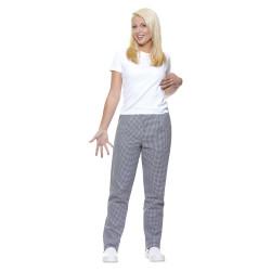 ANNEMARIE Pantalon de cuisine femme coton