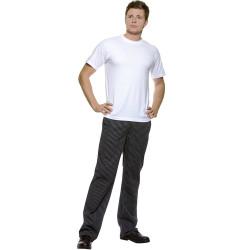 JACK Pantalon de cuisine homme 100% coton